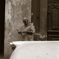 bald-reading