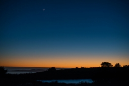 new-moon-over-pond