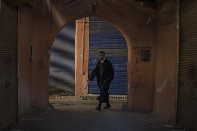 Marrakech Rolled Document.jpg