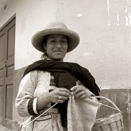 knitting-walking
